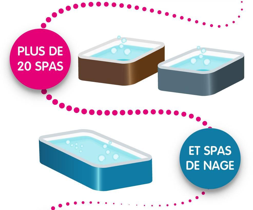 grand showroom spa et spa de nage irrijardin. Black Bedroom Furniture Sets. Home Design Ideas