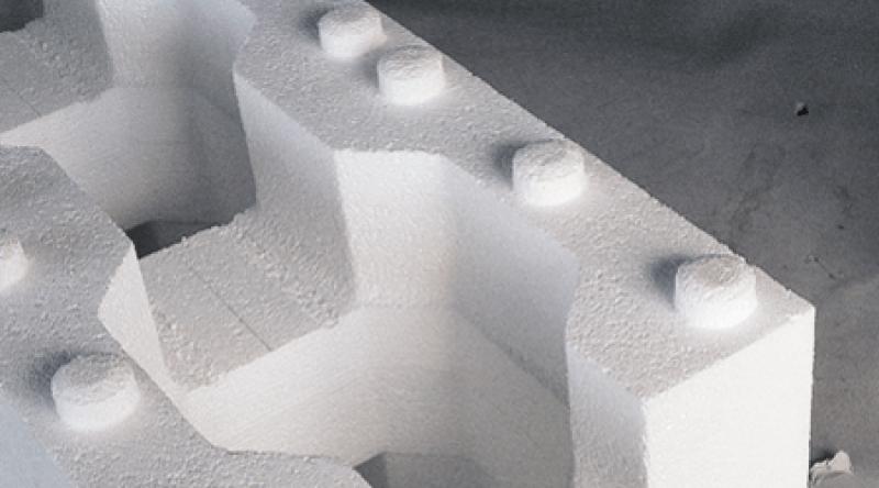 blocs polystyrènes irribloc