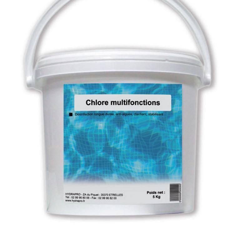 Chlore éco multifonciton