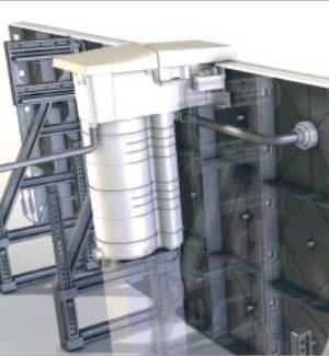 Groupe de filtration monobloc cc11 achat vente irrijardin for Bloc filtration piscine enterre