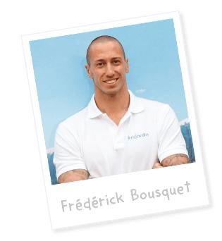 Frédérick Bousquet : des piscines pour nager
