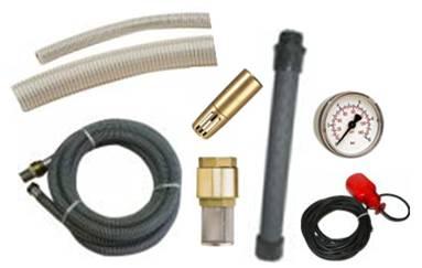 Accessoire de pompe de surface d'arrosage