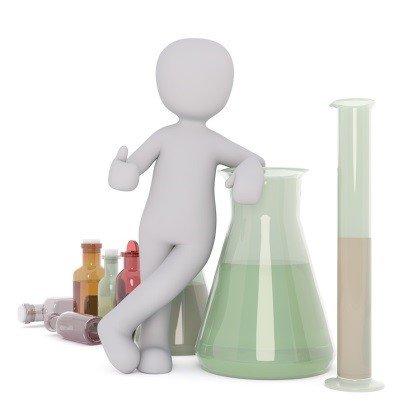 analyse de l'eau en laboratoire