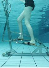 Aqua Elliptique pour pratique de l'aquagym