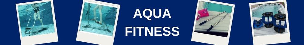 Aqua fitness dans une piscine ou un spa fitness ou de nage