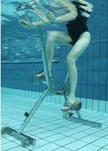 Aqua bike pour pratique de l'aquagym