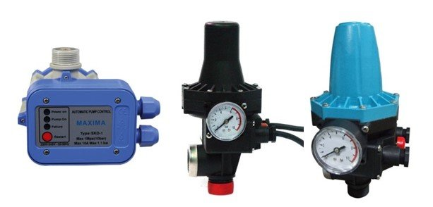 Control pompe