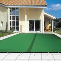 Couvertures piscine et s curit piscine irrijardin Enrouleur electrique bache piscine occasion
