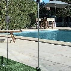 Barrière de sécurité piscine