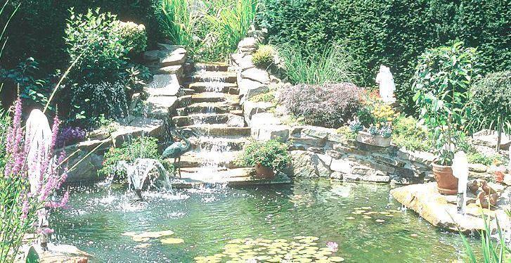 Bassin d 39 39 ornement jardin prix achat en ligne et en for Prix bassin jardin
