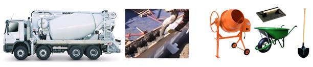 Beton pour mur piscine bloc polystyrène