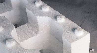 Bloc polystyrène piscine irribloc