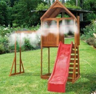 climatisation de terrasse achat vente chez irrijardin. Black Bedroom Furniture Sets. Home Design Ideas