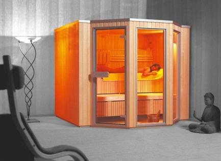 sauna saunalux prix achat et devis chez irrijardin. Black Bedroom Furniture Sets. Home Design Ideas