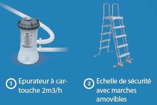 Piscine intex s rie sp ciale 4x2x1m piscine tubulaire - Www intex service fr ...