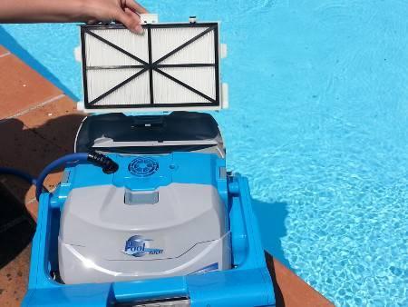 Cassette filtrante robot électrique Pool Expert