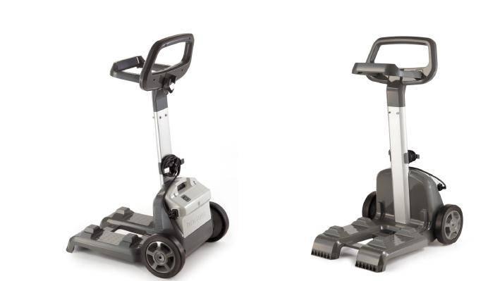 Chariot de rangement robot électrique POOL EXPERT