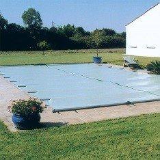 Couverture sécurité piscine