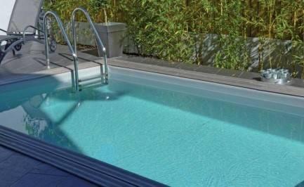 Echelle pour piscine prix achat en ligne et en magasin for Echelle de piscine