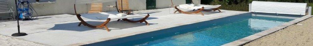 Définir l'emplacement de la piscine