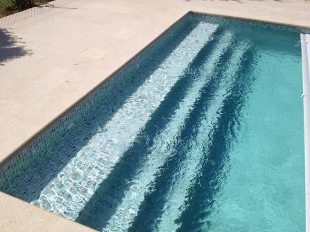 Escalier pour piscine prix achat et conseils chez for Escalier piscine amovible