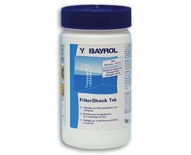 Filter shock tab de Bayrol