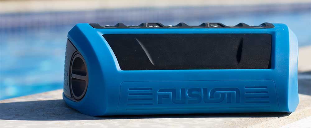 Enceinte bluetooth waterproof fusion