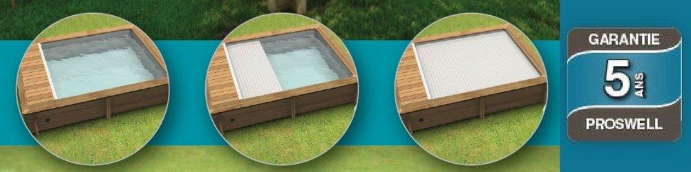 Garantie volet automatique piscine urbaine procopi