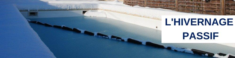 L'hivernage passif de la piscine