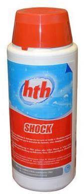 HTH Shock chlore sans stabilisant