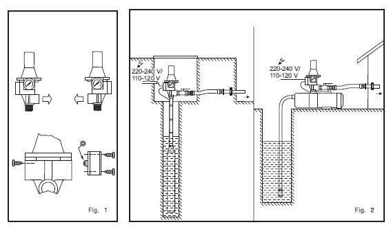 automatisme de pompe ps 04c leo. Black Bedroom Furniture Sets. Home Design Ideas
