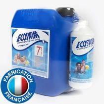Traitement complet pour piscine achat en magasin chez for Dosage oxygene actif piscine