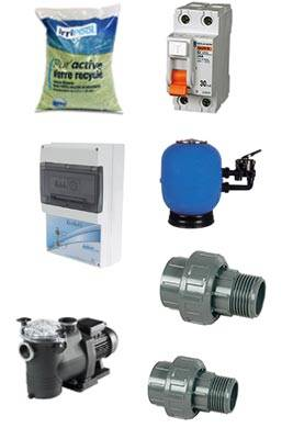 kit filtration selection marque taille m