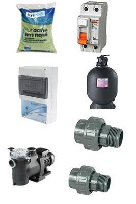 kit filtration selection marque