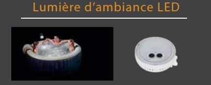 Spa ambiance led