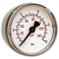 Le manomètre à pression