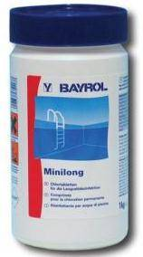 Chlore pastille Minilong