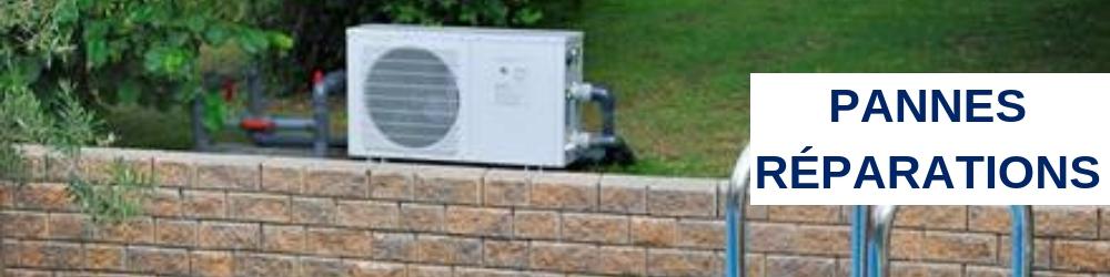 Panne et réparations d'une pompe à chaleur