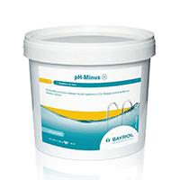 pH-Minus de Bayrol pour diminuer le taux de pH de votre piscine.