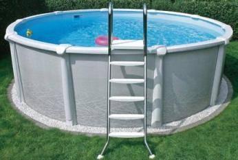 piscine hors sol acier r sine achat vente chez irrijardin. Black Bedroom Furniture Sets. Home Design Ideas