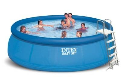 Piscine easy set Intex
