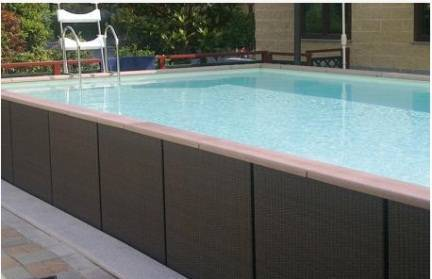 Piscine hors sol pas cher achat vente sur irrijardin for Prix piscine demontable