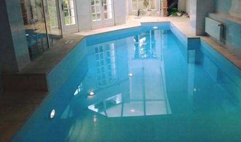 Déshumidificateur pour piscine intérieure