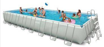 Piscine tubulaire intex pas cher for Piscine tubulaire en solde
