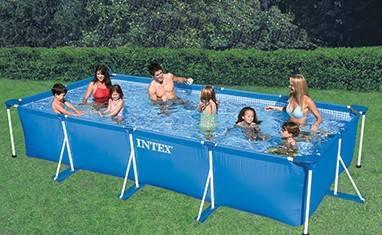 piscine tubulaire pas cher rectangulaire ou ronde achat sur irrijardin. Black Bedroom Furniture Sets. Home Design Ideas