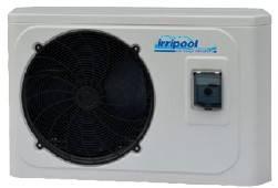 Pompe à chaleur IR84 et IR130 eco irripool