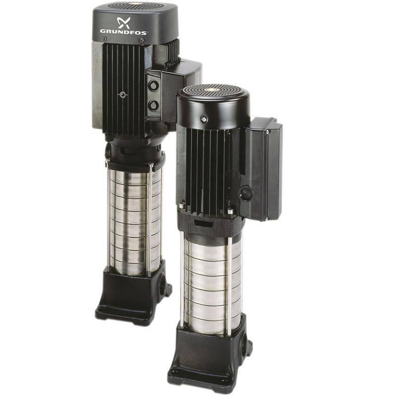 Pompe de surface verticale CHV 4
