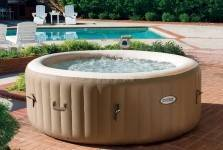Spa gonflable bulle Intex