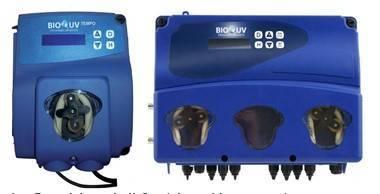 Hivernage appareils UV piscine