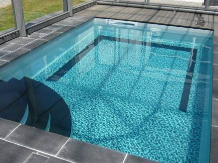 Contruction r novation de piscine tarif achat en ligne et magasin - Piscine inox sans liner ...